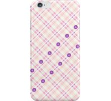 Purple Buttons iphone case 4S & 4 iPhone Case/Skin
