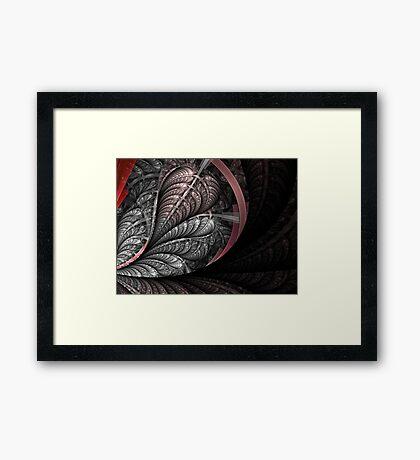 Breach-Petals Framed Print