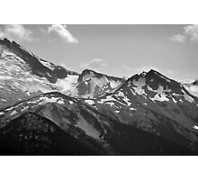 Mountain Landscape 6 Canada  Photographic Print