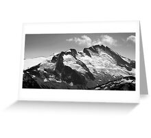 Mountain Landscape 5 Canada  Greeting Card