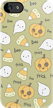 Trick Treat Boo by Lisa Marie Robinson
