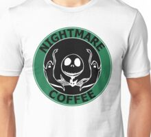NIGHTMARE COFFEE Unisex T-Shirt