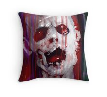 Zombie Jam Throw Pillow