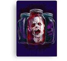 Zombie Jam Canvas Print