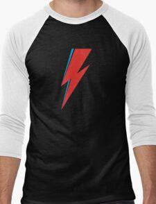 Aladdin Sane - Bowie Men's Baseball ¾ T-Shirt