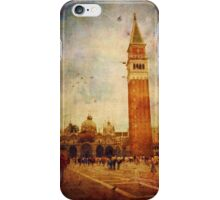 Piazza San Marco, Venice - iPhone case iPhone Case/Skin