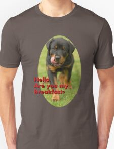 Hello Are You Breakfast T-Shirt