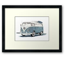 Volkswagen Transport Framed Print