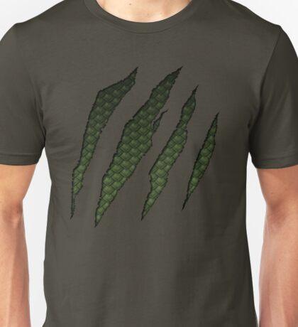 Green Scales Monster Unisex T-Shirt