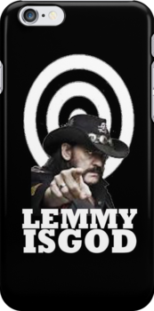 LEMMY IS GOD by grant5252