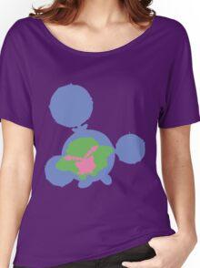 PKMN Silhouette - Hoppip Family Women's Relaxed Fit T-Shirt