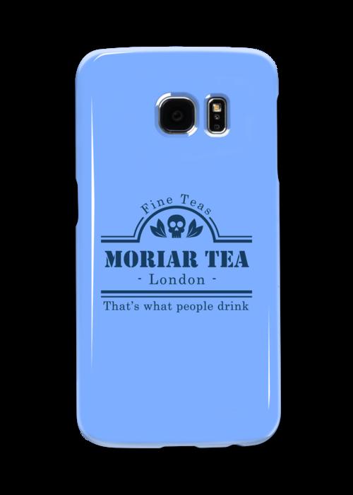MoriarTea Blue by sirwatson