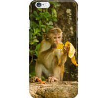 Typical Monkey iPhone Case/Skin