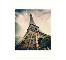Paris 139 Art Print