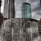 Urban Fountain by Mariano57