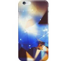 Abstract geometric triangles  iPhone Case/Skin