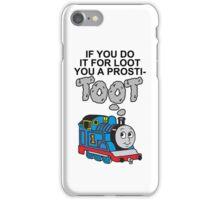 Prosti-TOOT iPhone Case/Skin