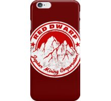 Red Dwarf iPhone Case/Skin