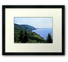 Cabot Trail 2 Framed Print
