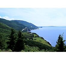 Cabot Trail 2 Photographic Print