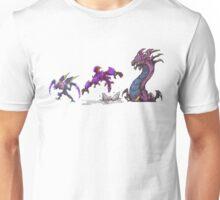 Kha, Rek, Nash Unisex T-Shirt
