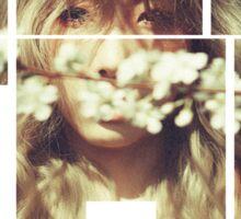 Kim Taeyeon 'I' Typography 8 Sticker