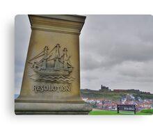Yorkshire: HMS Resolution Canvas Print