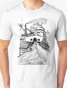 Modern Landscape T-Shirt