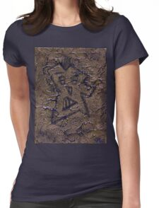creature #3 Womens Fitted T-Shirt