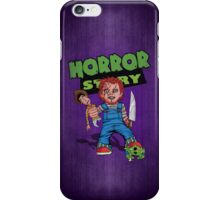Horror Story iPhone Case/Skin