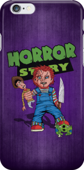Horror Story by Vitaliy Klimenko