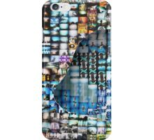 Chaotic pictures iPhone Case/Skin