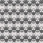 Droidtrooper Pattern by Malc Foy