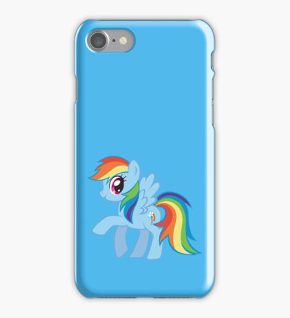 Rainbow Dash (iPhone Case) - My Little Pony Friendship is Magic iPhone Case/Skin