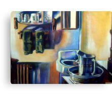 Sonoma Hotel #1 Canvas Print