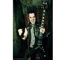Wayne Static Photographic Print