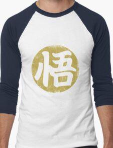 Hero's Kanji Men's Baseball ¾ T-Shirt