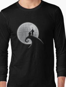That's No Moon Long Sleeve T-Shirt