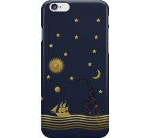 East of the moon... iPhone Case/Skin