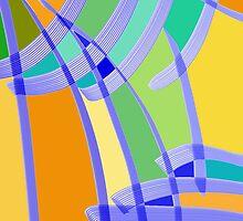 Spiderweb iPhone Case by Betty Mackey