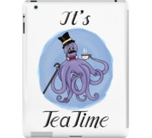 Gentleman Octopus iPad Case/Skin