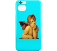 Raphael's Cherub Angel iPhone Case iPhone Case/Skin