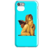 Raphael's Cherub Angel iPhone Case iPhone Case/Skin