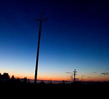 Sunset Near Vaemla by tutulele