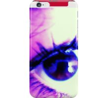 My eye Edited iPhone Case/Skin