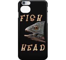 Fish Head iPhone Case iPhone Case/Skin