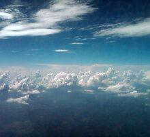 Clouds 7 by Dirk Belling