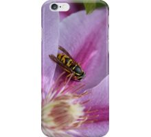 Yellow Jacket iPhone Case/Skin