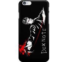 Dex Note iPhone Case/Skin