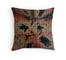 I'm just another brick in the wall... Throw Pillow